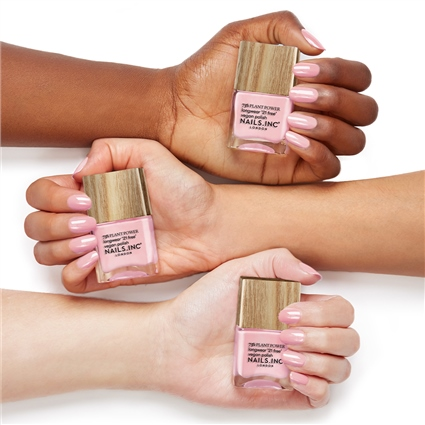 Nude In The Tropics Plant Based Vegan Nail Collection