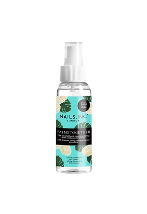 Palms Together Hand Sanitiser Spray Sea Breeze Scent