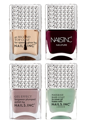 Nails.INC 21st Treats Kit