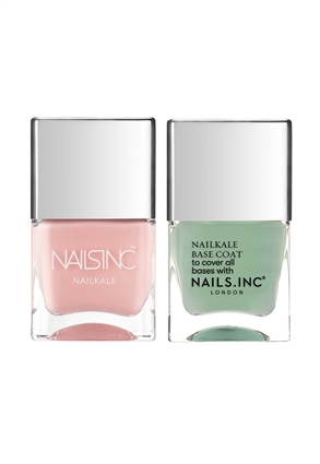 Nails.INC NailKale Nail Polish Duo