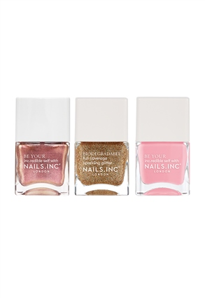 Love is Present Nail Polish Gift Set