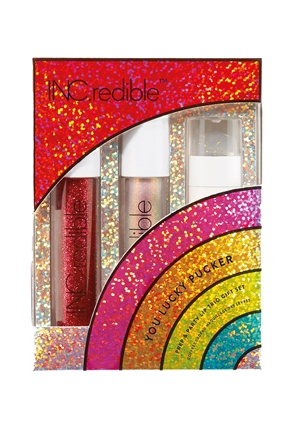 INC.redible Cosmetics You Lucky Pucker Glitter Lip Gloss