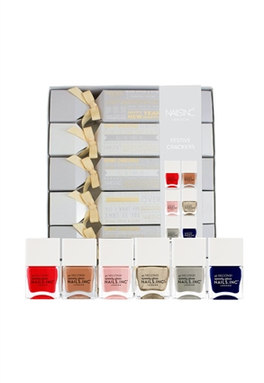 Nails.INC Celebration Crackers Nail Collection