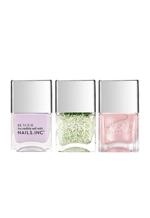 Nails.INC Spring Dreams Nail Polish Trio