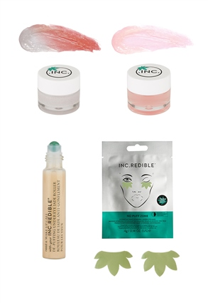 INC.redible Cosmetics Prep to Pamper Kit