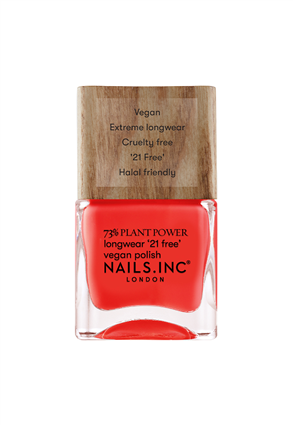 Nails.INC Time for a Reset Plant Power Vegan Nail Polish