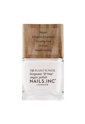 Nails.INC Free Time Is Me Time Plant Power Vegan Nail Polish
