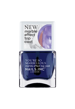 Nails.INC Taken for Granite Marble Effect Nail Polish