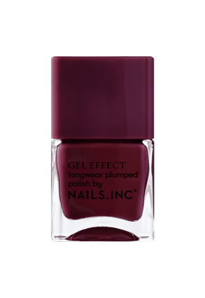Kensington High Street Gel Effect Nail Polish