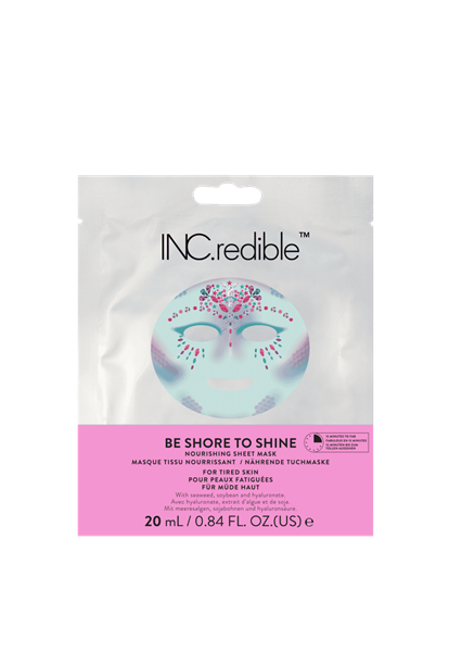 Be Shore To Shine Brightening Face Mask  - Click to view a larger image