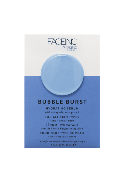 Bubble Burst Brightening Face Mask  - Click to view a larger image