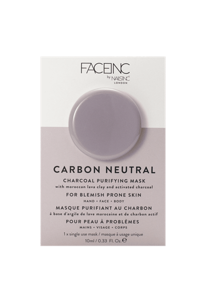 Carbon Neutral Purifying Face Mask  - Click to view a larger image