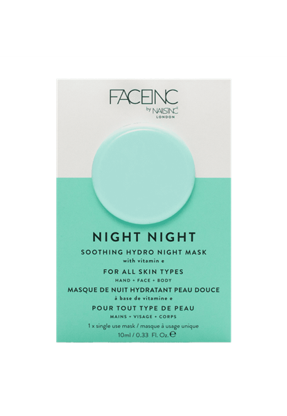 Night Night Soothing Face Mask  - Click to view a larger image