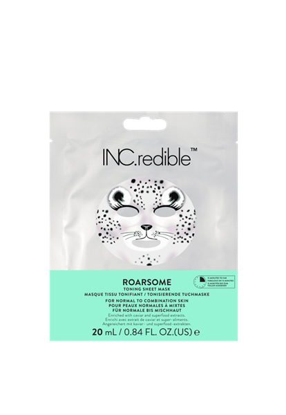 Roarsome Purifying Face Mask  - Click to view a larger image