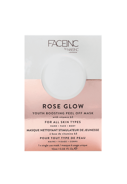 Rose Glow Hydrating Face Mask  - Click to view a larger image