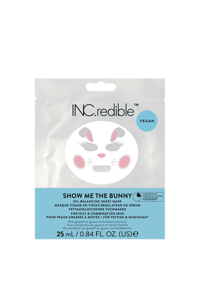Show Me The Bunny Oil Balancing Face Mask  - Click to view a larger image