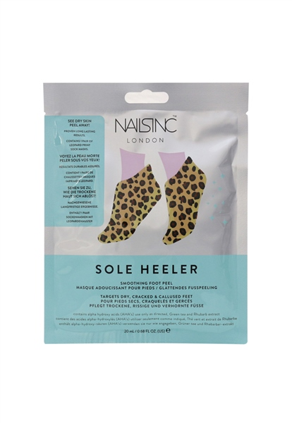Sole Heeler Peeling Foot Mask  - Click to view a larger image