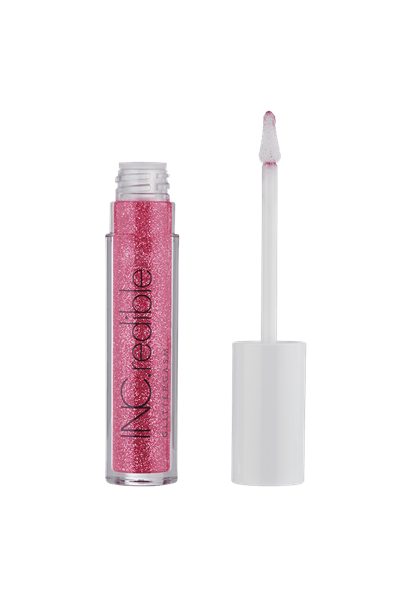 Bring An Open Mind Glitter Lip Gloss  - Click to view a larger image