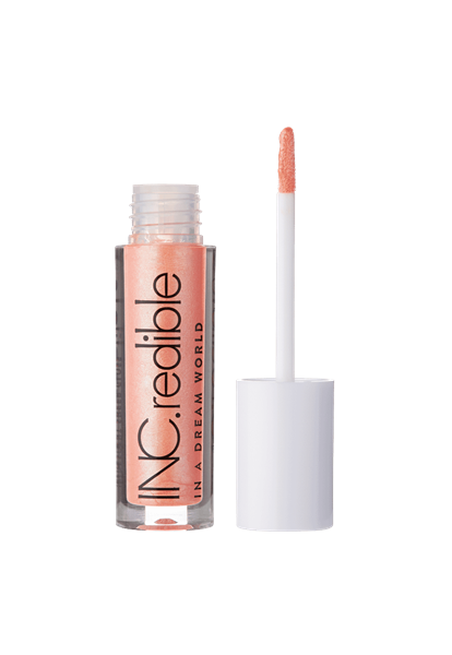 Never Peachless Metallic Lip Gloss  - Click to view a larger image