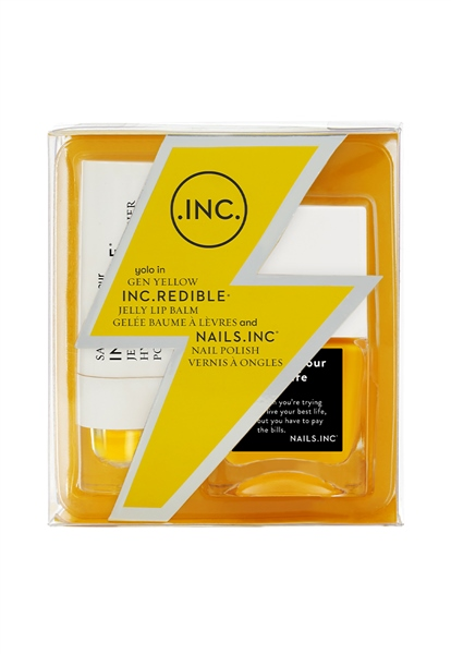 Gen Yellow Nail and Lip Duo  - Click to view a larger image