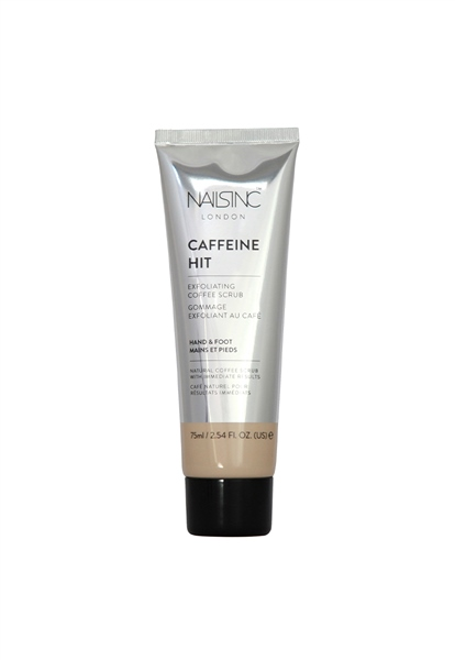 Caffeine Hit Nourishing Foot scrub  - Click to view a larger image