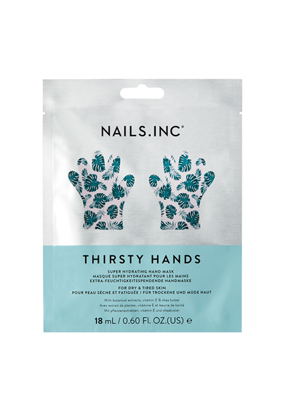 Thirsty Hands Moisturising Hand Mask  - Click to view a larger image
