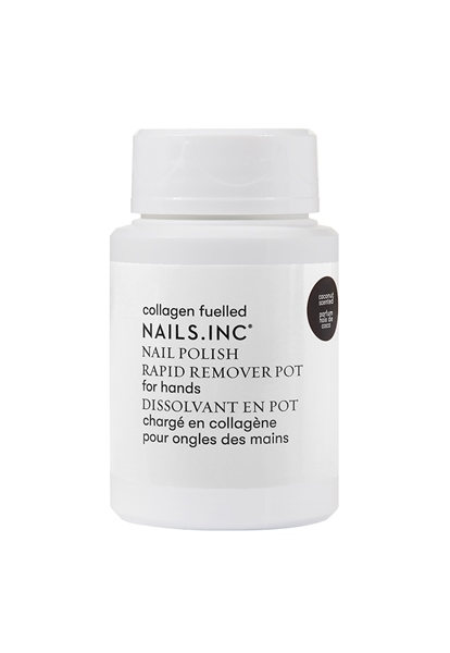 Powered by Collagen Nail Polish Remover  - Click to view a larger image
