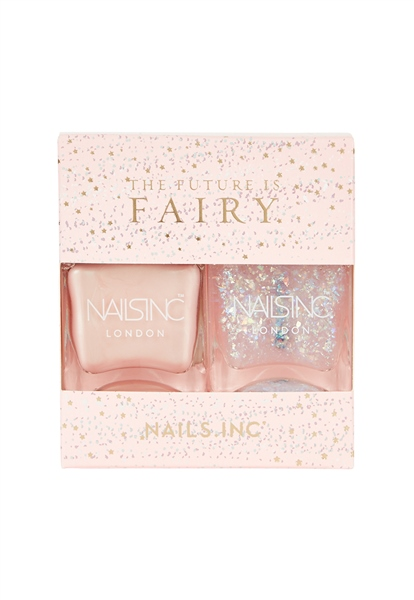 Future is Fairy Nail Polish Duo  - Click to view a larger image
