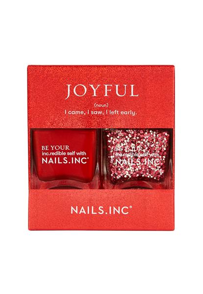 Joyful Nail Polish Duo  - Click to view a larger image