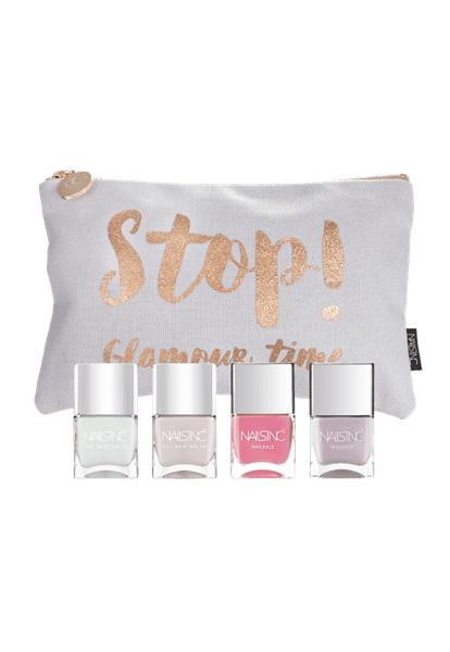 Stop! Glamour Time Nail Set  - Click to view a larger image