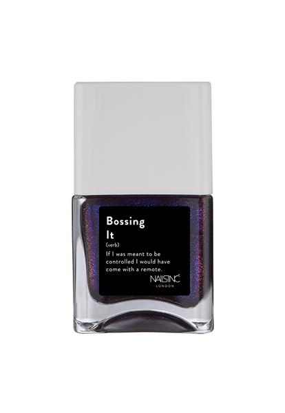 Bossing It Nail Polish  - Click to view a larger image