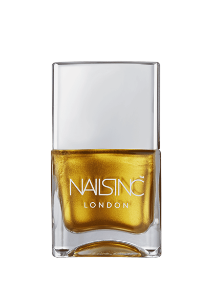 Livin' For The Billion Metallic Nail Polish  - Click to view a larger image