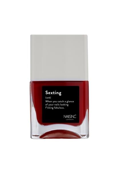 Sexting Nail Polish  - Click to view a larger image