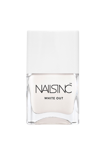 White Out Nail Polish  - Click to view a larger image