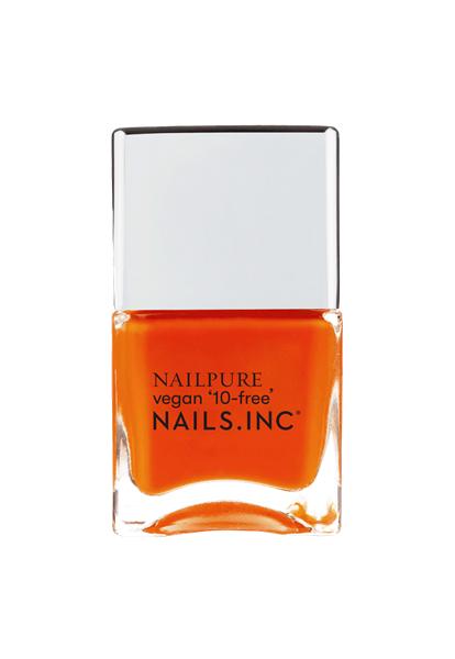 Womanger NailPure Nail Polish  - Click to view a larger image