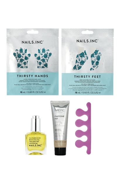 Hand & Foot Care 5-Piece Treatment Kit   - Click to view a larger image