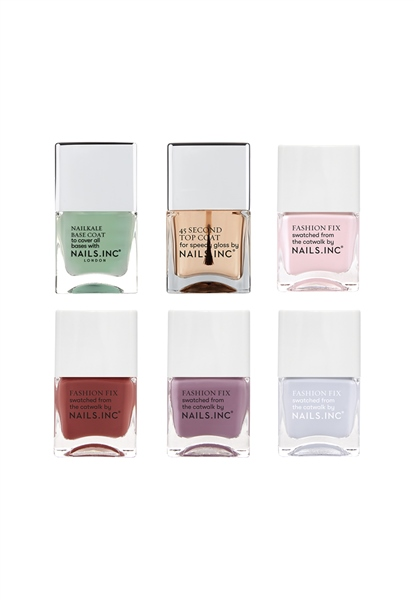 Fashion Fix Nail Collection  - Click to view a larger image