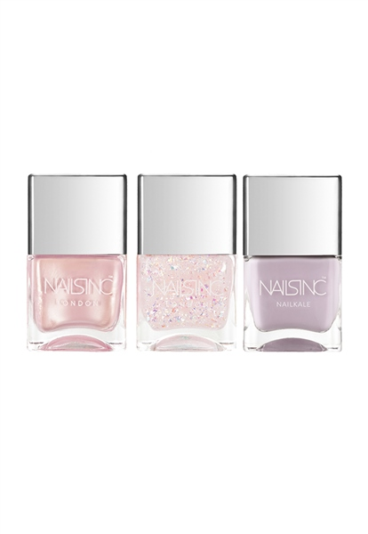 The Future is Fairy Nail Polish Trio  - Click to view a larger image