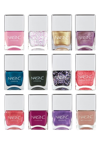 Happy Days Nail Collection   - Click to view a larger image