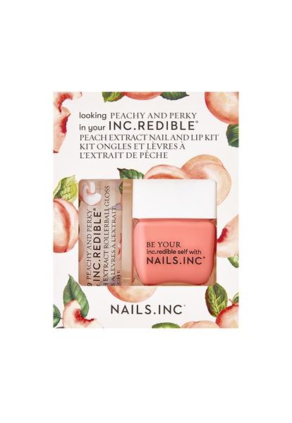 Peachy and Perky Nail and Lip Duo  - Click to view a larger image