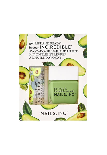 Ripe and Ready Nail and Lip Duo  - Click to view a larger image