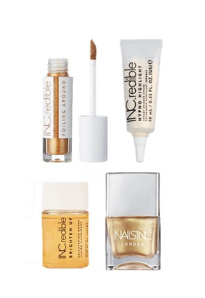 Summer Glow Bundle Make-up Set  - Click to view a larger image