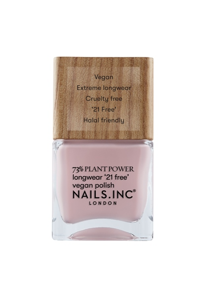 Mani Meditation Plant Based Vegan Nail Polish  - Click to view a larger image