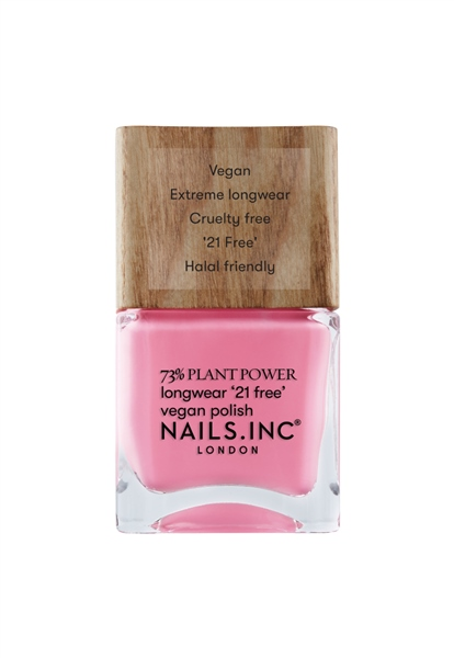 Detox On Repeat Plant Based Vegan Nail Polish  - Click to view a larger image