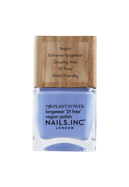 Soul Surfing Plant Based Vegan Nail Polish  - Click to view a larger image