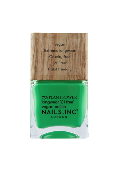 Mother Earth's Calling Plant Power Vegan Nail Polish 1