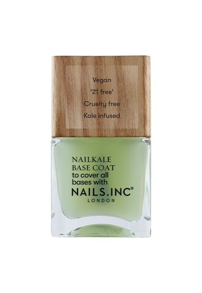 Plant Power Plant Based Vegan Base Coat  - Click to view a larger image