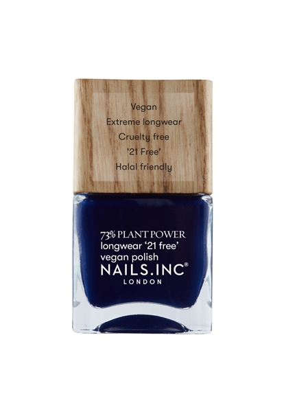 Spiritual Gangster Plant Power Vegan Nail Polish  - Click to view a larger image