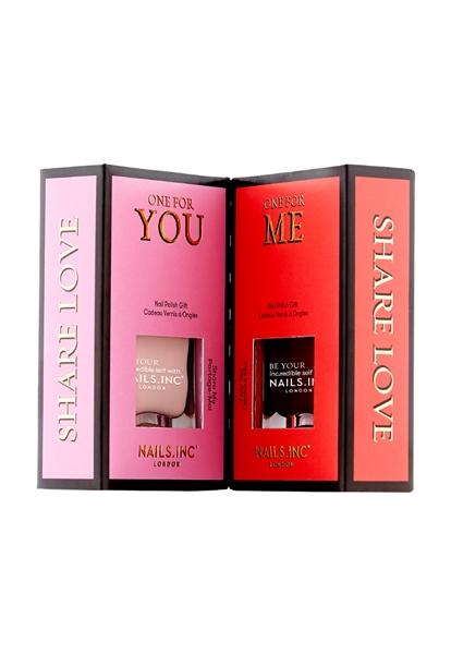 Share Love Nail Polish Gift Set  - Click to view a larger image