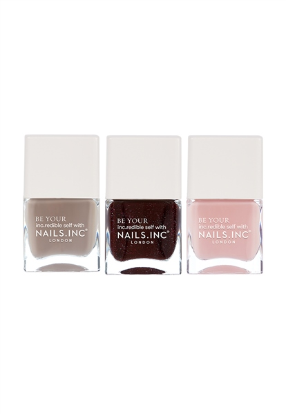 Party On Repeat Nail Polish Gift Set  - Click to view a larger image